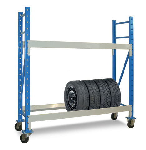 Chariot-porte-pneus